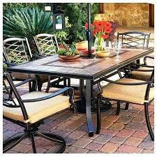tile outdoor table. Tile Outdoor Table Charming Courtyard Classic Patio Collection Top . O