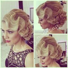 Gatsby Hair Style pin by kathleen horak on hochzeit pinterest 1920s hair style 2708 by stevesalt.us