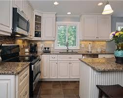 Tile Backsplash Ideas For White Cabinets Set