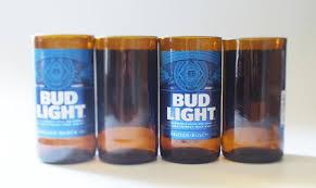 Old Bud Light Label Bud Light Beer Bottles Glasses And Shot Glasses Cerveza