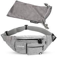 RFID Fanny Pack for Women and Men - Secure ... - Amazon.com