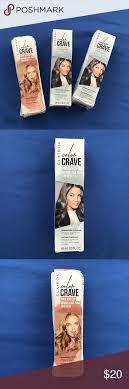 Clairol Color Crave Hair Color Bundle