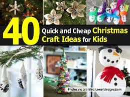 Easy Last Minute Christmas Crafts U2022 The Celebration ShoppeChristmas Crafts Cheap