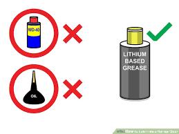 image titled lubricate a garage door step 05