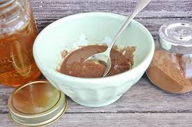 DIY Honey Cinnamon Nutmeg Face Mask - Liz Marie Blog