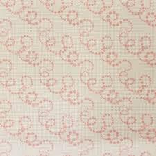 Christmas Swirls Christmas Swirls Patterned Cross Stitch Fabric