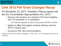 Pell Grant Eligibility Chart 2012 Cod System And Studentloans Gov Update Pell Grant Direct