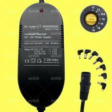 Multipurpose AC to DC Adapters <b>5A</b> Multi-Voltage <b>12V</b>-13V-<b>13.8V</b> ...