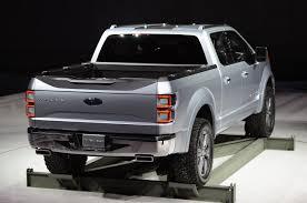Mileage Ford 2014 Atlas Concept B2 | Info Motor