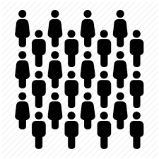 People Pattern Interesting Female Male Nation People Population Sex Society Icon
