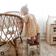 Baby Lars' French-inspired rattan nursery - The House That Lars Built