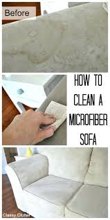 microfiber couch cleaner diy how to clean microfiber this makes your sofa look brand new best