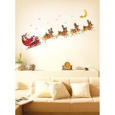 Christmas Wall Art How To Make A Reindeer Christmas Decoration
