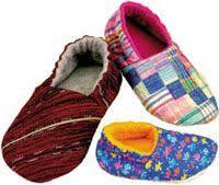 Free Fleece Slipper Pattern | ... in handmade baby and toddler ... & Free Fleece Slipper Pattern | ... in handmade baby and toddler slippers the  warm fleece cotton slippers | Xmas 2013 ideas | Pinterest | Handmade baby,  ... Adamdwight.com