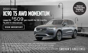 Volvo Cars Cape Cod New 2019 2020 Volvo Used Car