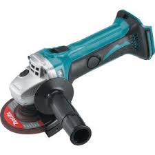 makita cordless grinder. makita 18-volt lxt lithium-ion brushless cordless 4-1/2 in. compact cut-off/angle grinder (tool-only)-xag01z - the home depot i