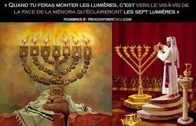 les secrets de la menorah l élection d israël le messie et la place des nations paracha behaaloteha nombres 8 à 12