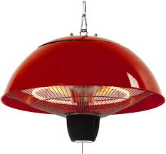 Pendant Gazebo Heater With Light Amazon Com Energ Hea 21538 Hanging Electric Infrared