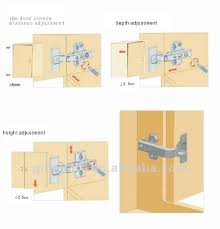 kitchen cabinet hinge installation instructions cabinet09com