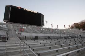 Lane Stadium Seating Chart Student Section Dissatisfied Fans Call For Changes To Lane Stadium News