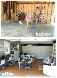 turn garage into office. How To Convert A Garage Into Bedroom On The Cheap Turn Bathroom . Office D