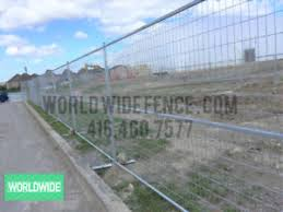 6x10 fence panels temporary fencing construction job site fast welded wire fence69 wire