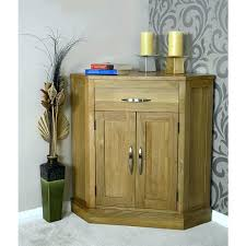 corner accent table corner table with drawers large solid oak storage small corner accent table with