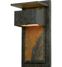 quoizel zp8418md zephyr muted bronze outdoor wall sconce undefined