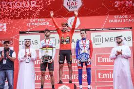 UAE Tour 2019: Primoz Roglic holt sich den Gesamtsie...
