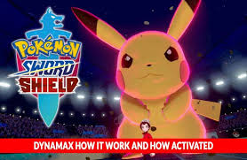 Wiki Work Wiki Pokemon Sword And Shield Dynamax How It Work And How