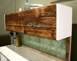 reclaimed wood cabinet barn wood furniture ideas