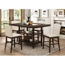 dining room chairs counter height. winchester 5 piece counter height dining set room chairs r