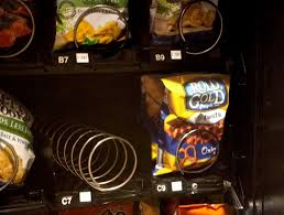 Vending Machine Empty Inspiration Snack That Resided In Empty Vending Machine Slot Must Have Been