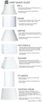 Lamp Shade Size Guide 229405
