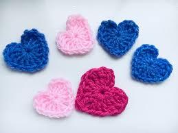 Crochet Heart Pattern Free