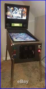 43wide body virtual pinball machine 130 games in a single cabinet