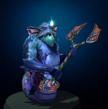 dota 2 slardar royal slithereen guard polycount
