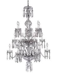 furniture lovely waterford chandelier for