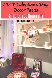 romantic diy valentine s day room decor