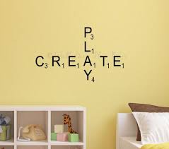 wall letter stickers uk for nursery