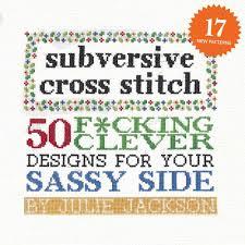 Subversive Cross Stitch Patterns
