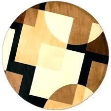6 foot round rug. 7 Feet Round Rugs Interior Architecture Astonishing 6 Foot On Vintage Distressed Grey Multi . Rug U