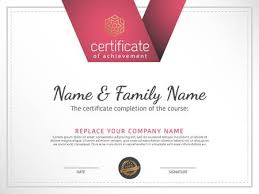 Corporate Certificate Template Custom Certificate Template Royalty Free Cliparts Vectors And Stock