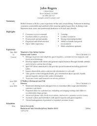 Sample Traditional Resume Sample Traditional Resume Resume Vs Cv