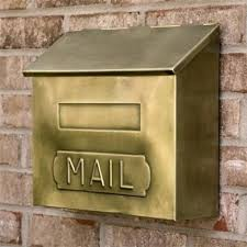 residential mailboxes wall mount. Contemporary Residential Residential Mailboxes Wall Mount Horizontal Mail Brass Mailbox  Antique Mounted  Inside Residential Mailboxes Wall Mount O