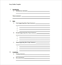 best essay outline images essay writing sample  essay outline persuasive speech outline template sample sample thank you letter after interview fax cover sheet sample