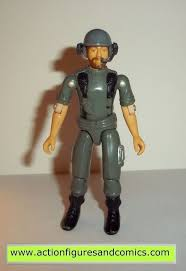 Gi joe BREAKER 1982 hasbro toys vintage action figures g572