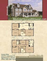 2 story modular home plans luxury open floor plan modular homes