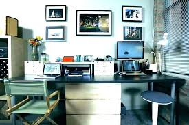 home office workstations.  Home Dual Desk Home Office Workstation Furniture Desks  Workstations Ideas Monitor In Home Office Workstations