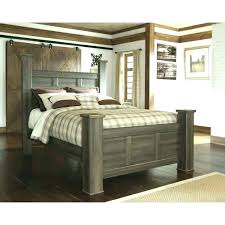 bed wall unit king for